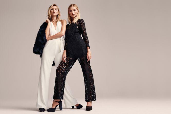 H&M Stylowy duet - Nowa wieczorowa propozycja na zimę