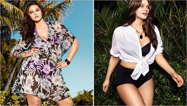 Jennie Runk - modelk plus size gwiazda kampanii H&M (FOTO)