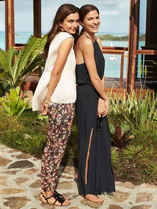 H&M Luksusowa Wyprawa - Kolekcja boho w plażowym wydaniu
