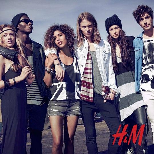 Festiwalowa kolekcja H&M