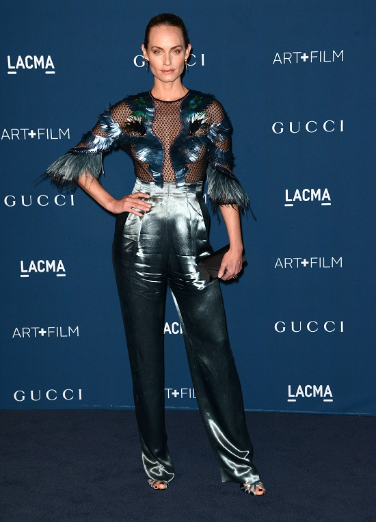 Amber Valletta nową twarzą kampanii H&M Conscious