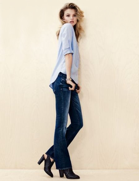 Propozycje H&M: Blue (FOTO)