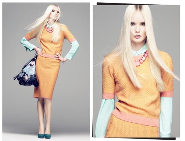 Nowości H&M jesień 2012