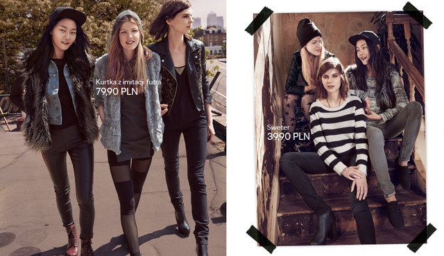 H&M: Na podbój jesieni (FOTO)