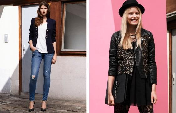 H&M - casulowe propozycje na jesień 2013