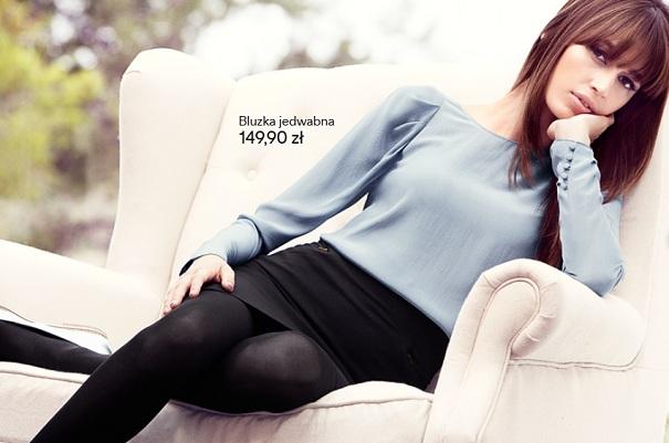 H&M kaszmirowe nowości na jesień 2012