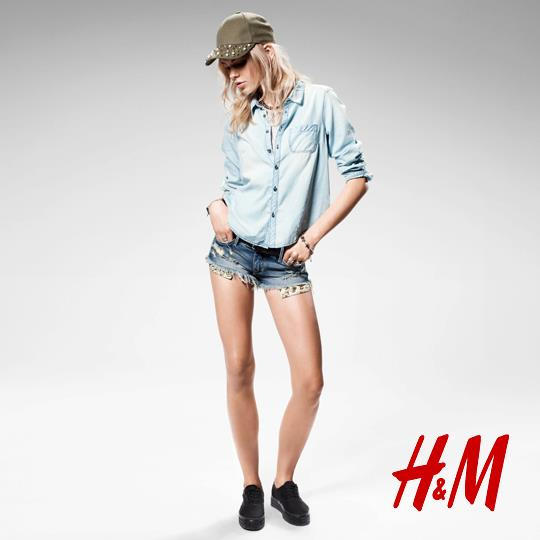 H&M Divided wiosna 2013