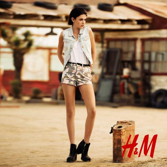 Nowa linia H&M Divided – Road trip