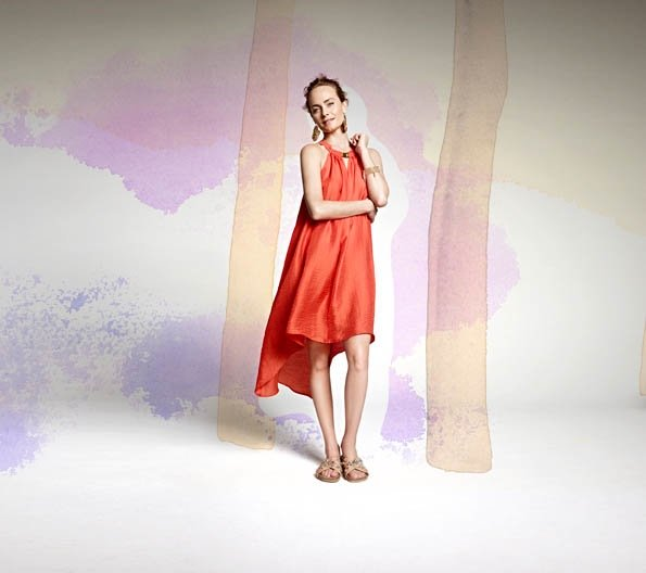 H&M Conscious - nowości na wiosnę 2014 (FOTO)