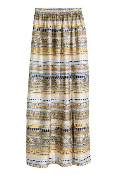Modne na lato - Długie spódnice