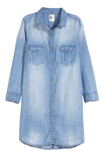 db02d55aa1 Sukienki z jeansu - Must have na wiosnę 2016 - Zeberka.pl