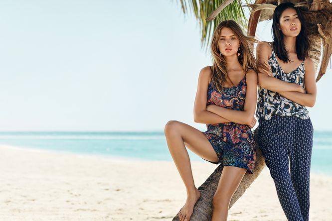 Nowa kolekcja H&M - Wakacyjny styl w wyjątkowym wydaniu
