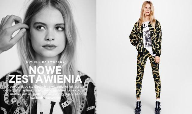 H&M Divided - Nowe zestawienia na jesień (FOTO)