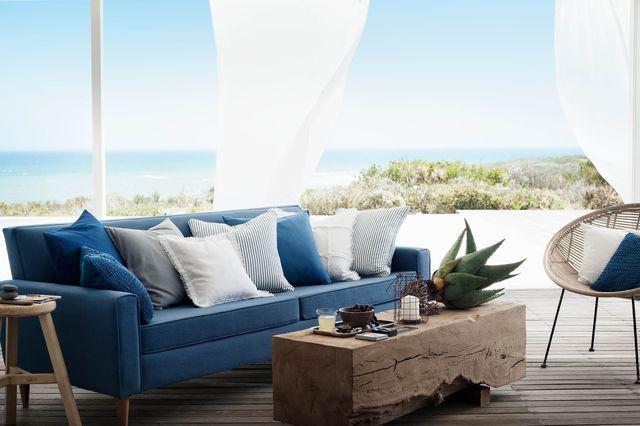 H&M Home Na wybrzeżu - Kolekcja w marynarskim stylu na lato