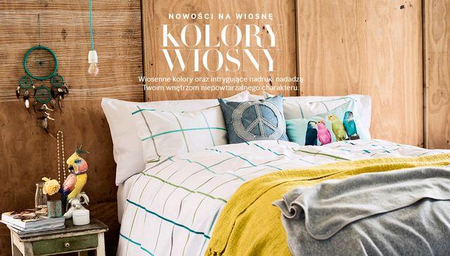 H&M Home - Kolory Wiosny (FOTO)
