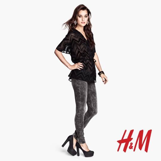 H&M Divided - kolejna odsłona jesień 2013
