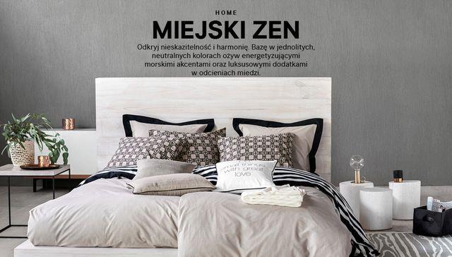 H&M Home - Stonowana minikolekcja Miejski Zen (FOTO)