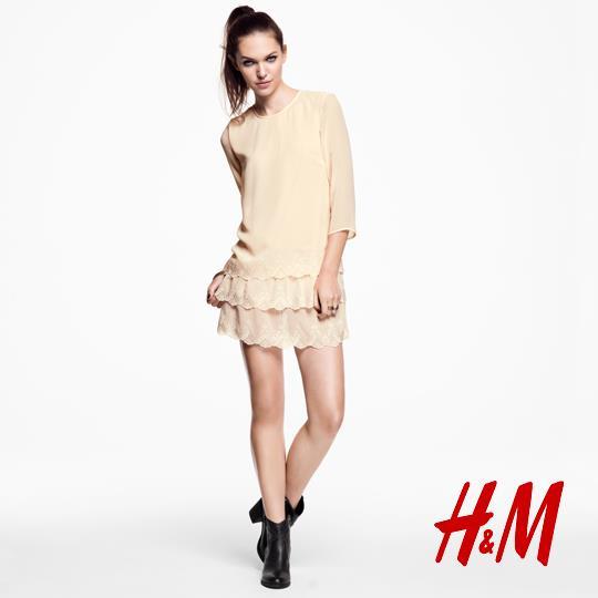 H&M Divided kolekcja wiosna 2013