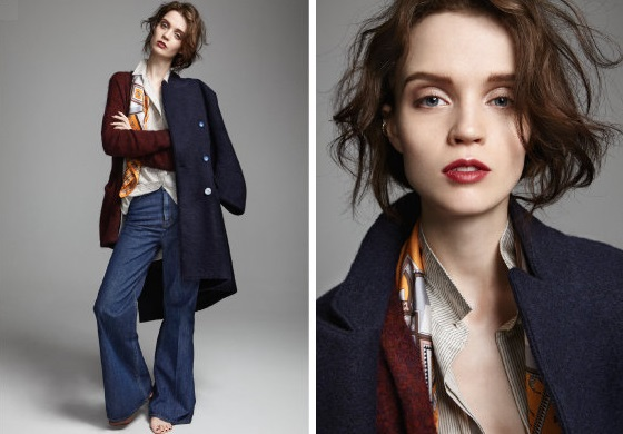 H&M - luksusowa elegancja na jesień 2013