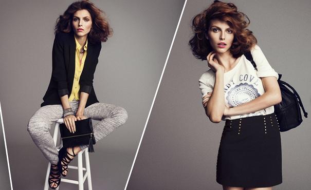 H&M kolekcja wiosna 2013