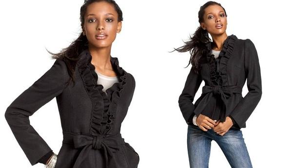 Nowe płaszcze i marynarki od H&M