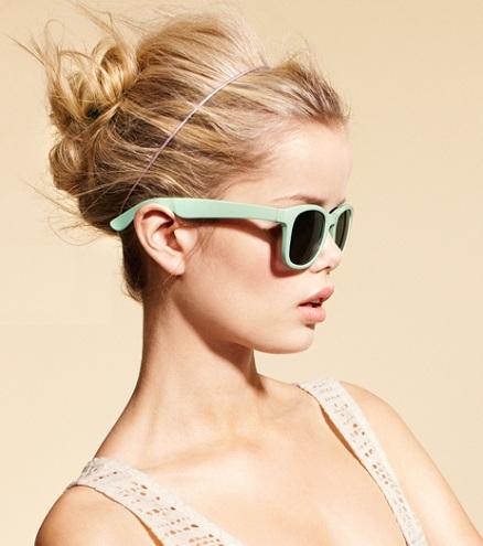 Kolorowe dodatki od H&M na sezon wiosna-lato 2013