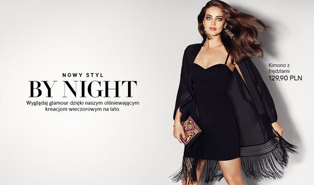 Nowy styl w H&M - By Night (FOTO)
