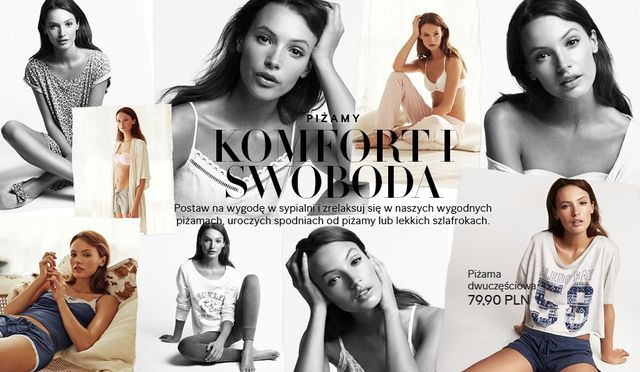 H&M - Komfort i swoboda (FOTO)