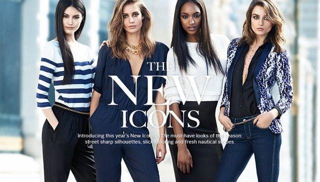Nowa wyjątkowa kampania H&M - The New Icons (FOTO)