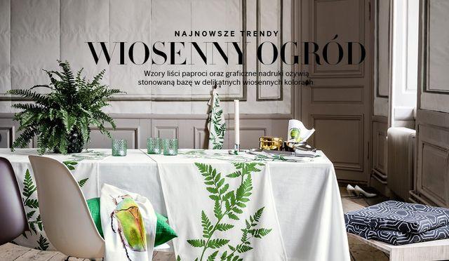 H&M Home - Wiosenny Ogród (FOTO)