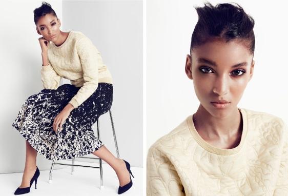 H&M - casulowe propozycje na zimę 2013