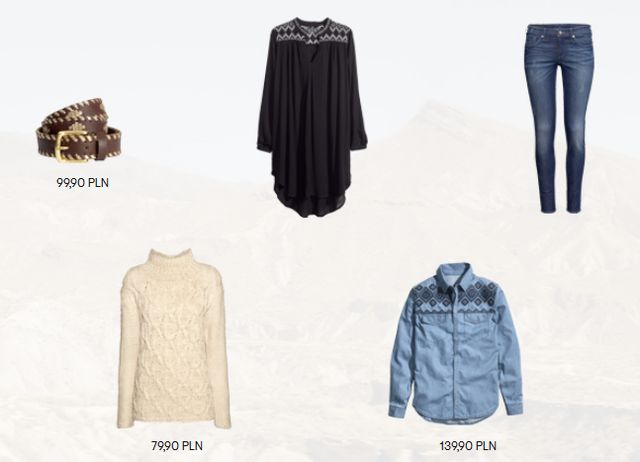 H&M: Zimowa moda (FOTO)