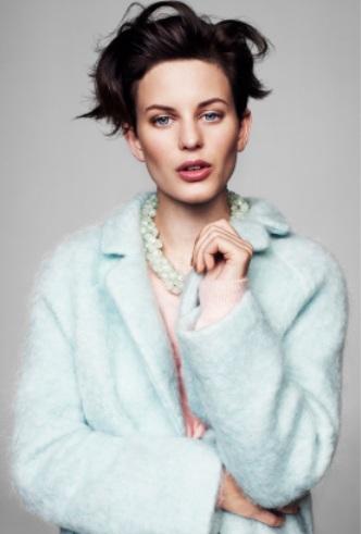 Siła kobiety od H&M na jesień 2012