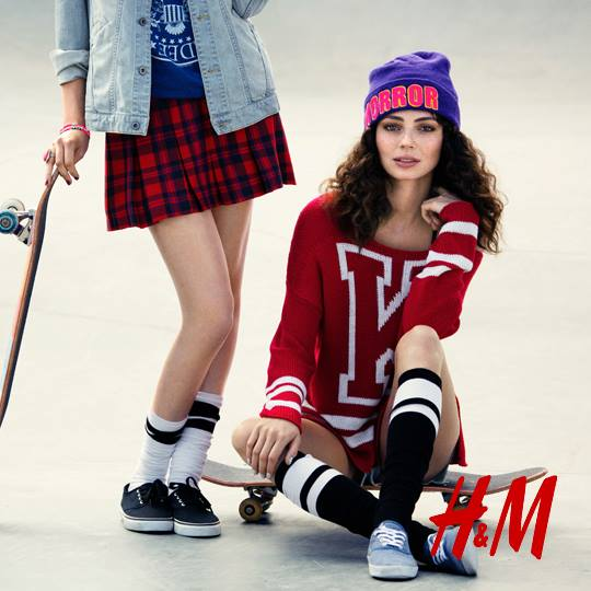 H&M Divided - kolejna odsłona lato 2013