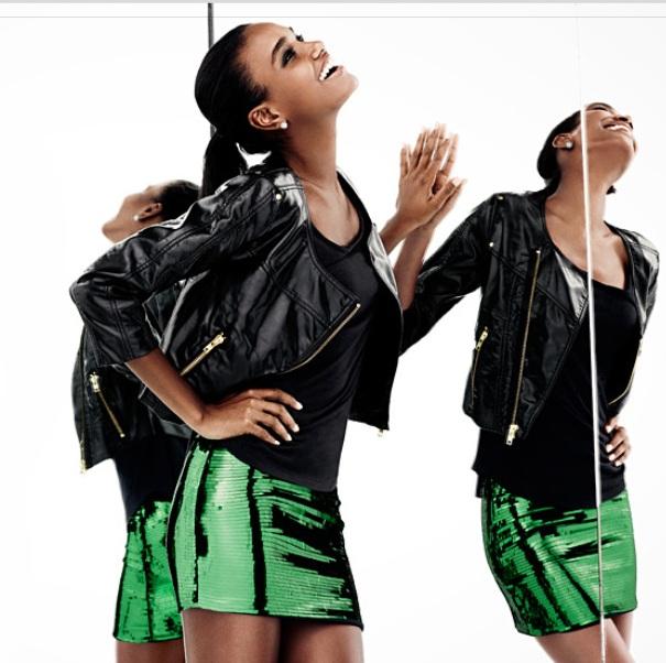 Karnawałowa kolekcja H&M jesień-zima 2012/2013