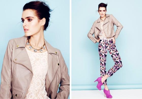 Nowości od H&M na wiosnę 2012