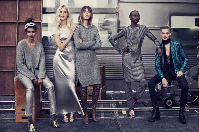 H&M Magia bliskości - Moda na święta w nowym katalogu na zimę 2016