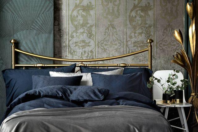 H&M Home Kwiaty Zmierzchu - Jesień 2016 w propozycjach do sypialni (FOTO)