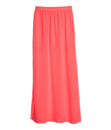 Długie spódnice - wiosenny przegląd sieciówek (FOTO)