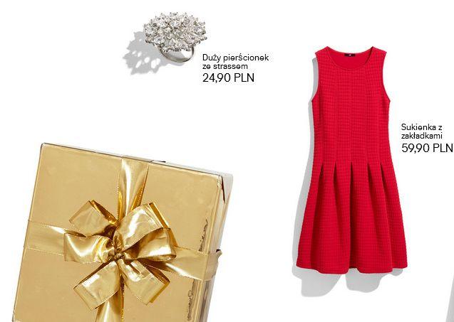 Świąteczne prezenty od H&M (FOTO)