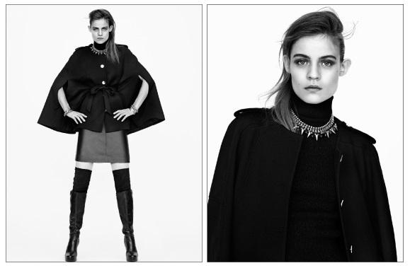 H&M - nowojorska nowa fala jesień 2013
