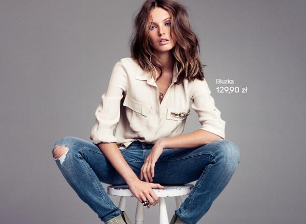 H&M Cargo Glamour  - nowy styl w zimowej kolekcji