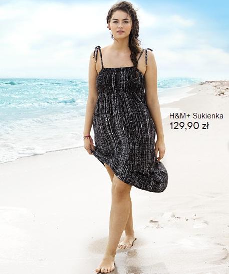 H&M bikini w rozmiarze plus size