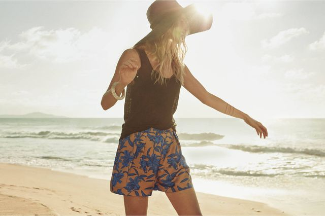 H&M Moda na Lato - Nowy gorący katalog z modą w stylu boho