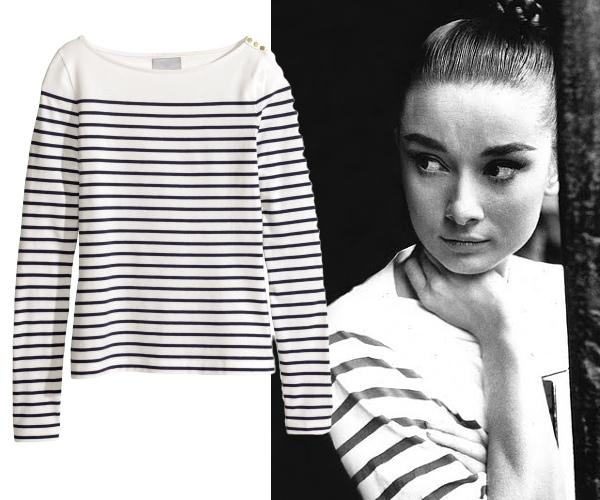 Moda w stylu Audrey Hepburn (FOTO)