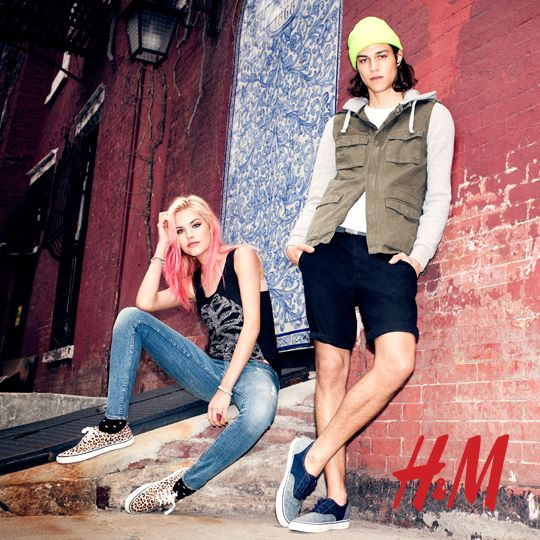 H&M divided lato 2013