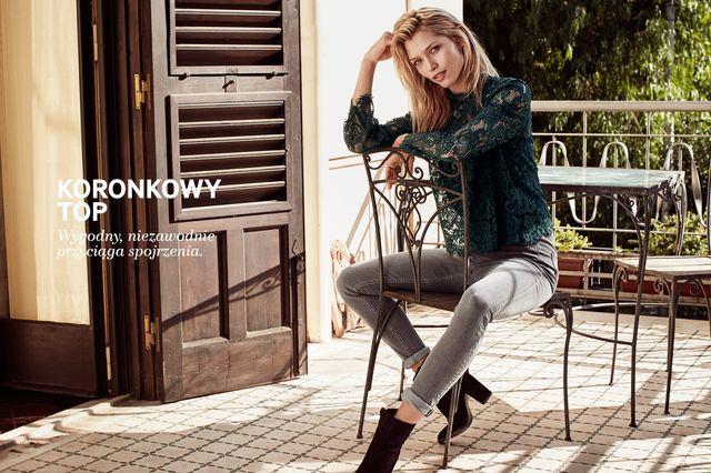 H&M Nowa baza - Wiosenne nowości