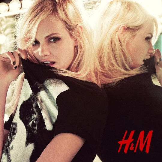 H&M Divided -  Style Secrets jesień 2013