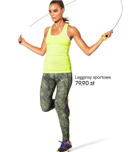 Linia sportowych ubrań od H&M