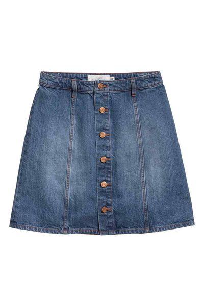 Spódnice trapezowe - 10 propozycji idealnych na jesień